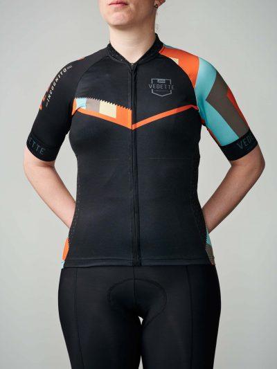 ladies cycling apparel italian fabrics