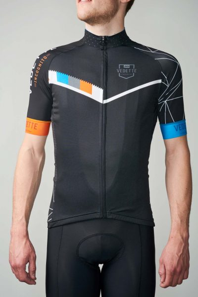 Kingfisher cycling jersey