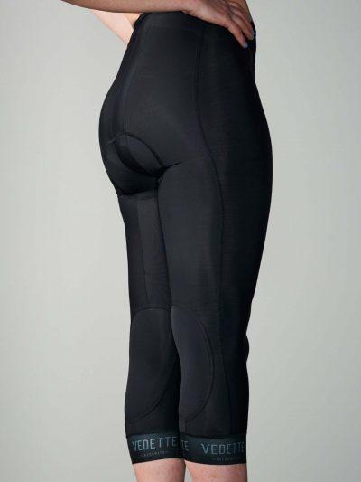ladies cycling shorts italian fabrics