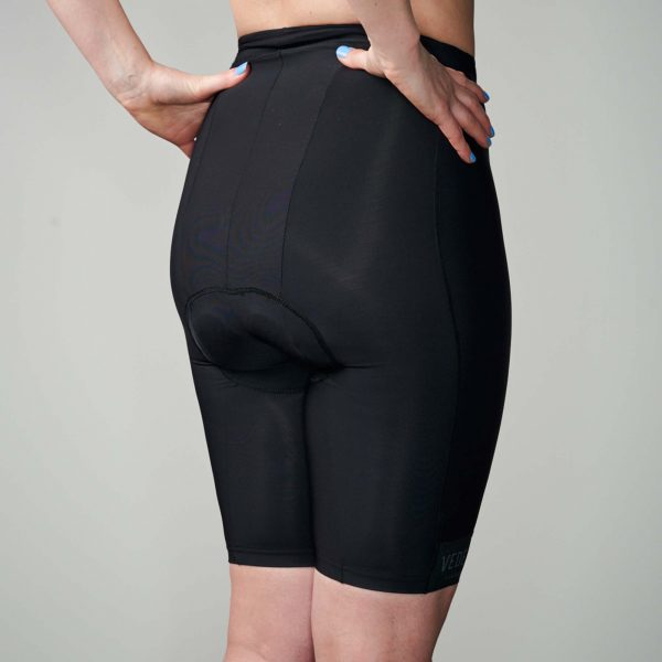 ladies cycling shorts italian fabrics