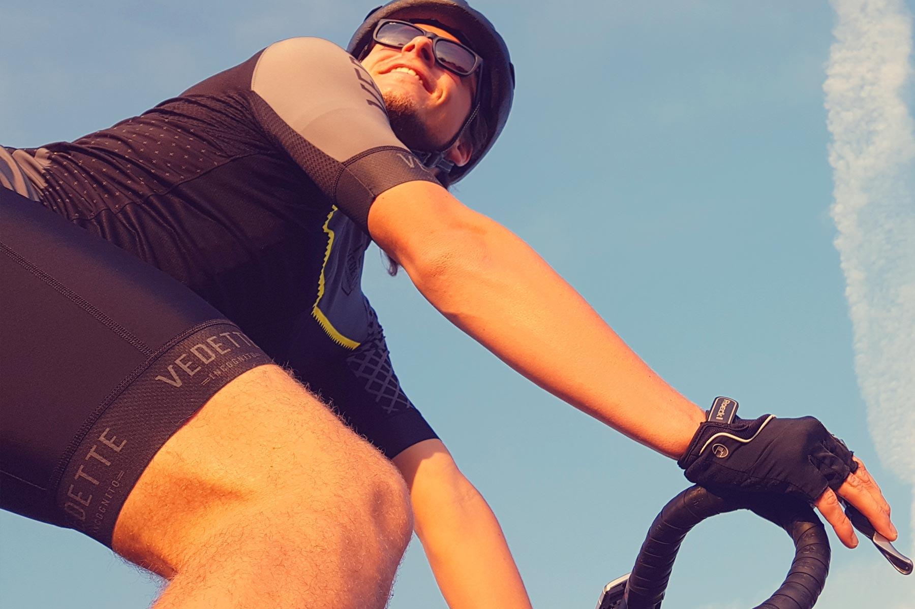 vedette-incognito heren fietskleding
