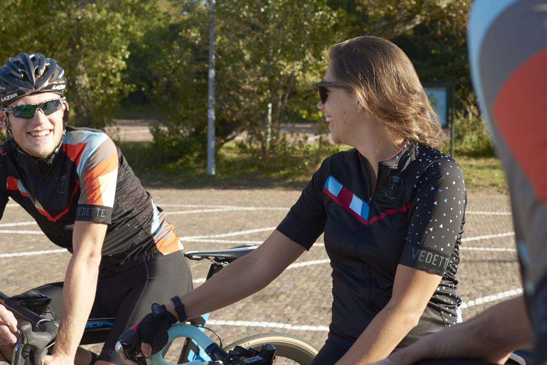 vedette incognito trendy fietskleding