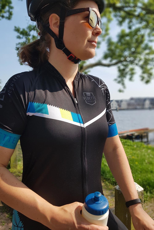 vedette incognito wielerkleding voor vrouwen