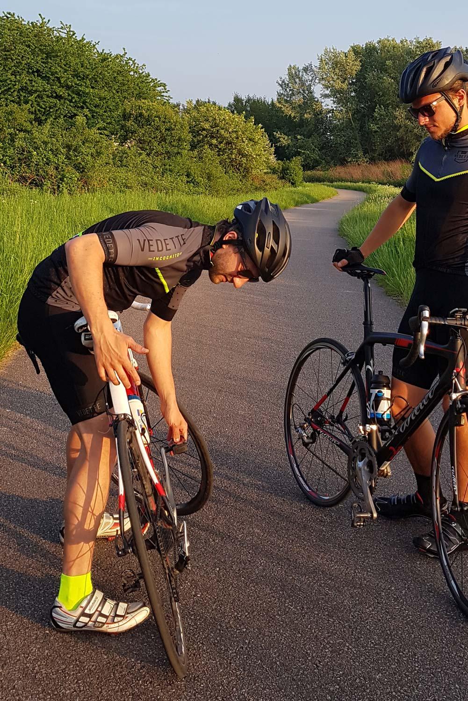 vedette incognito fietskleding voor heren