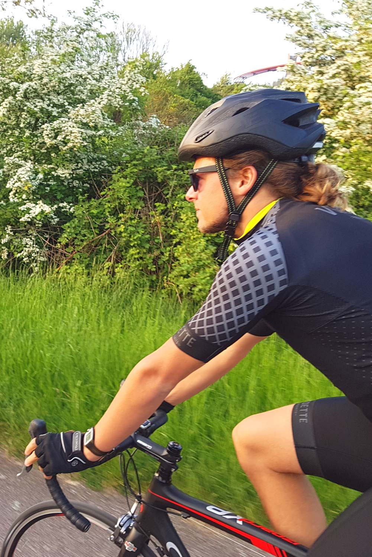 vedette incognito fiets shirt