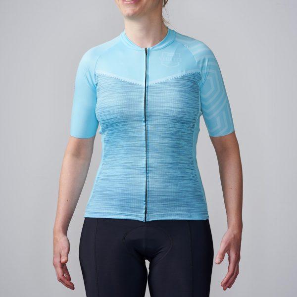 leuke fietsshirt voor vrouwen