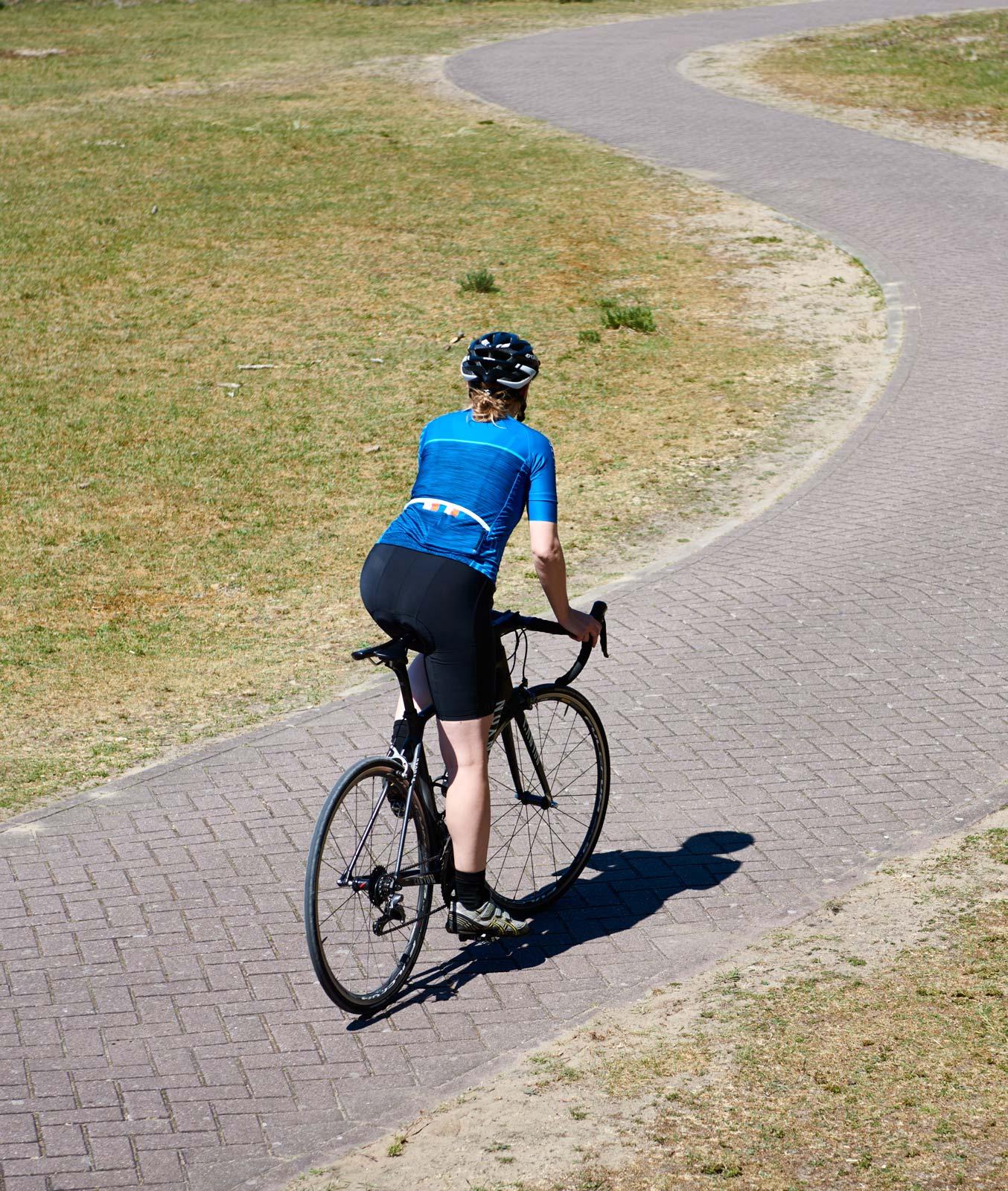 goed dames fietsshirt