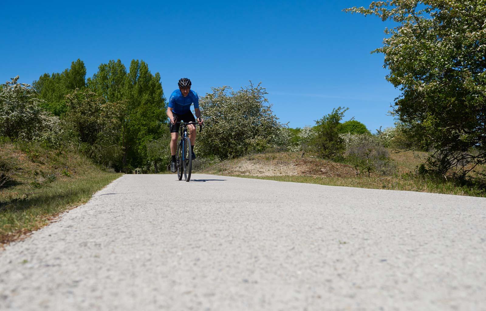 mooie fietskleding