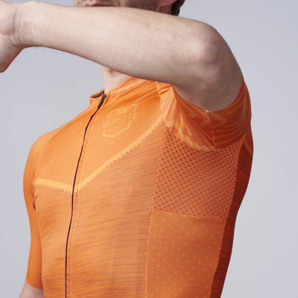 orange cyclingkit