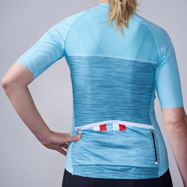 trendy women- cycling kit