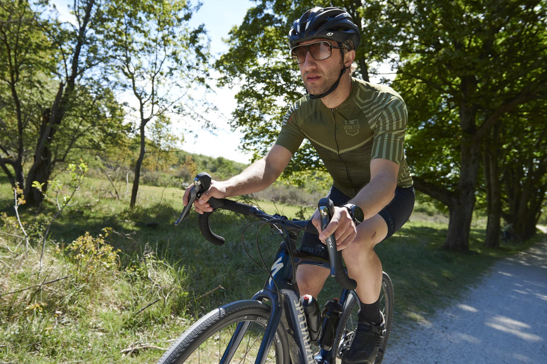 vedette incognito fietskleding